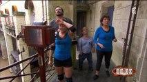 """""""Fort Boyard"""" : Thierry Samitier, déculotté, provoque un énorme fou rire"""