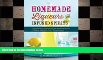 complete  Homemade Liqueurs and Infused Spirits: Innovative Flavor Combinations, Plus Homemade