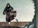 Itachi kicks sasukes A$$ many many times