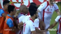 Tunisia vs Liberia- (4-1)  All Goals and Highlights  [African Cup of Nations - Qualification]