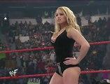 Trish Stratus vs Stephanie McMahon at No Way Out 2001