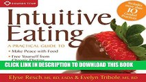 [PDF] Intuitive Eating: A Practical Guide to Make Peace with Food, Free Yourself from Chronic
