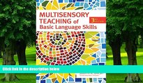 Big Deals  Multisensory Teaching of Basic Language Skills, Third Edition  Best Seller Books Most