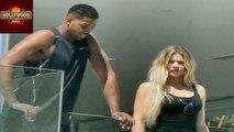 Khloe Kardashian & Tristan Thompson SPOTTED Together | Hollywood Asia