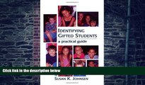 Big Deals  Identifying Gifted Students: A Practical Guide  Best Seller Books Most Wanted