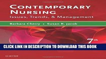 [PDF] Contemporary Nursing: Issues, Trends,   Management, 7e Full Colection