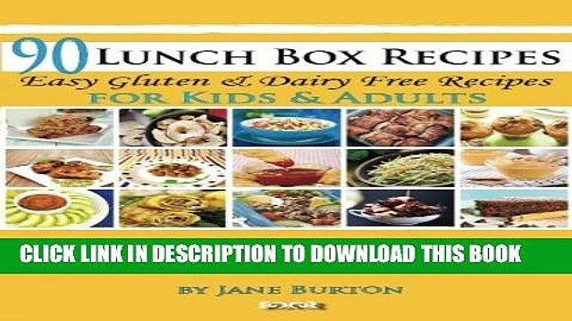 [PDF] 90 Lunch Box Recipes: Healthy Lunchbox Recipes for Kids. A Common Sense Guide   Gluten Free