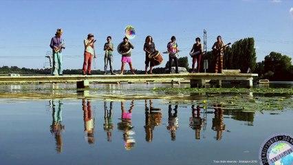 Le temps du changement - Journée de tournage avec Bagunço