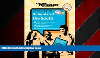 Enjoyed Read Schools of the South (College Prowler) (College Prowler: Schools of the South)