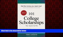 Choose Book 101 College Scholarships