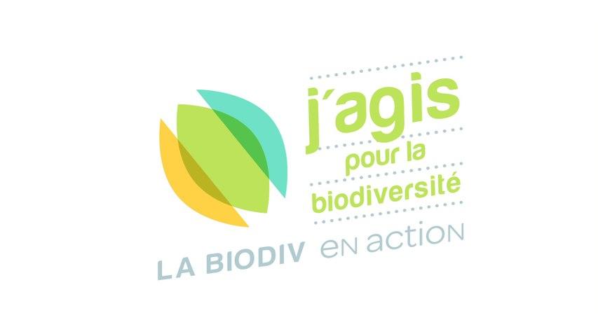 J'agis pour la biodiversité !