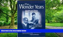 Big Deals  The Wonder Years - My Life and Times With Stevie Wonder  Free Full Read Most Wanted