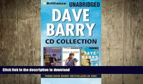 READ  Dave Barry CD Collection: Dave Barry Is Not Taking This Sitting Down, Dave Barry Hits Below