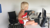 DUO GUITARE BATTERIE OUT OF THE BLACK DE  ROYAL BLOOD complet