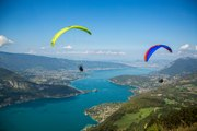 Highlights   FAI World Paragliding Aerobatic Championships 2016