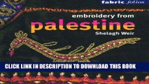 [PDF] Embroidery from Palestine (Fabric Folios) Popular Collection