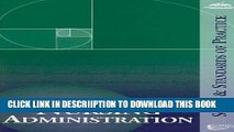 [PDF] Nursing Administration: Scope and Standards of Practice (ANA, Nursing Administration:  Scope