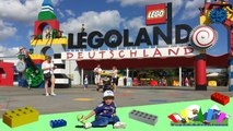 LEGOLAND Deutschland | Germany | Family Fun | Amusement Theme Park for kids Children