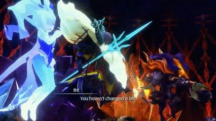 Cinématiques en anglais 01 de World of Final Fantasy