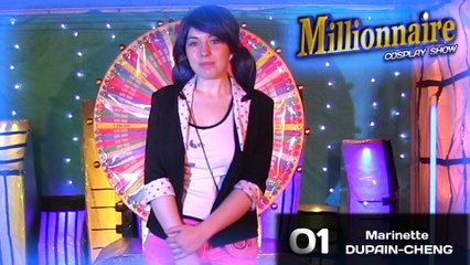 MILLIONNAIRE, Cosplay Show // S2 Em 01 // Marinette DUPAIN-CHENG (Miraculous)