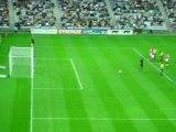 Fcna-reims penalty goussé