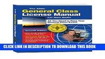 [PDF] General Class License Manual (Arrl General Class License Manual for the Radio Amateur) Full