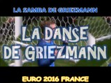 LA DANSE D'Antoine Griezmann après ses buts face à l'Eire - Funny danse  - UEFA EURO 2016 FRANCE