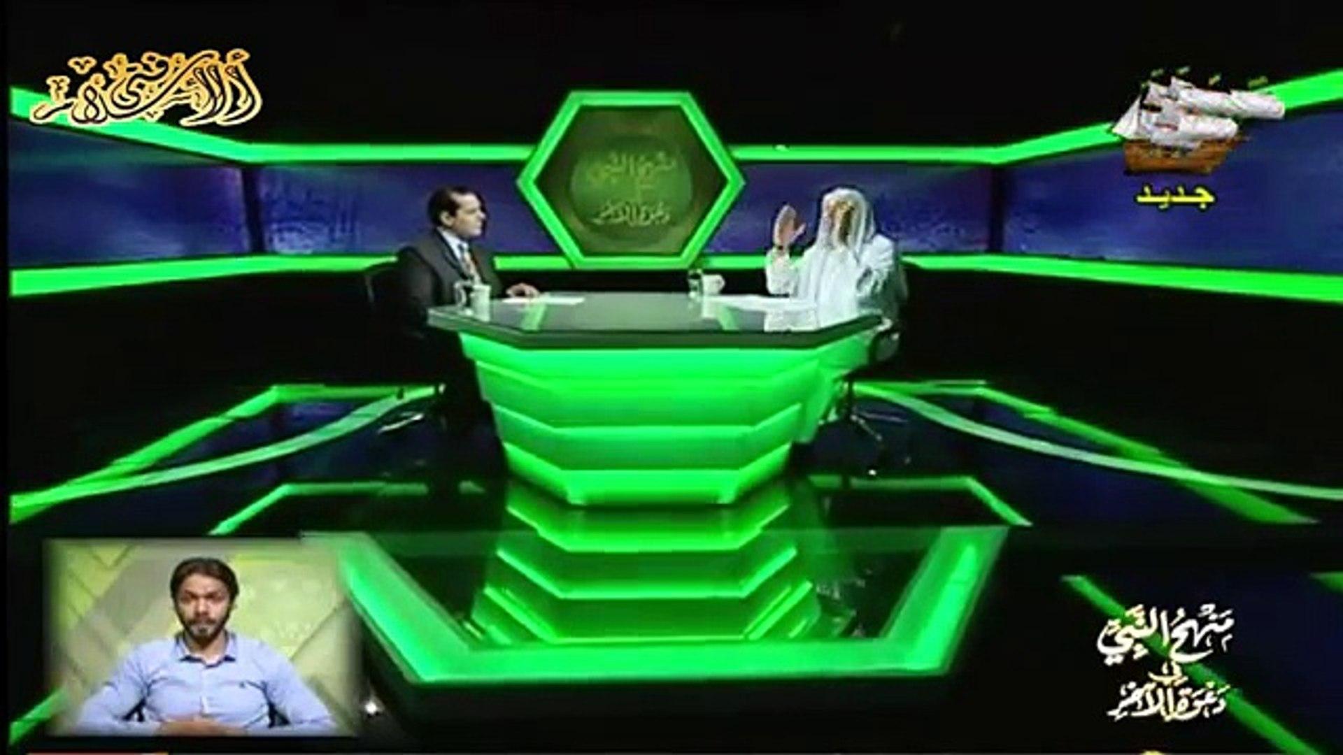 الاسلام اسلامية منهج النبى فى دعوة الاخر بلغة الاشارة الحلقة 9