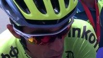 """La Vuelta 2016 -  Alberto Contador : """"Sans le repêchage, Chris Froome serait seul sur cette fin de Tour d'Espagne"""""""
