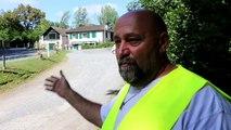 Virage dangereux sur la route de la vallée d'Ossau : Emmanuel Horeau, du restaurant Le Tucq, témoigne