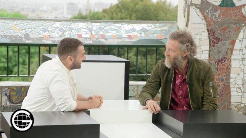 Interview de Vincent Cassel, version longue - Le Gros Journal du 05/09