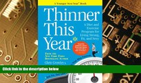 Big Deals  Thinner This Year: A Younger Next Year Book  Best Seller Books Best Seller