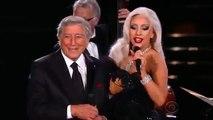 Tony Bennet + Lady Gaga - Cheek To Cheek - Grammy Awards 2015 HD