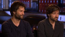 """Duffer Brothers on inspiration behind Netflix's """"Stranger Things"""""""