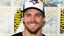 Stephen Amell Wants To Take On American Ninja Warrior Course