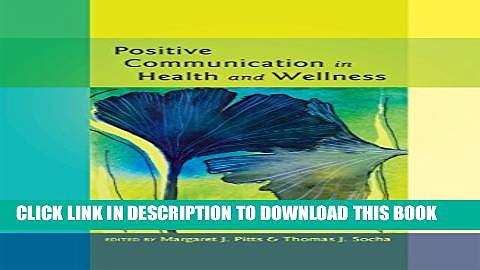 Collection Book Positive Communication in Health and Wellness (Health Communication)