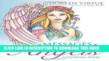 Messages from Your Angels Coloring Book