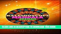 Collection Book Kaleidoscope Mandala Designs Coloring Book: Kaleidoscope (Kaleidoscope Mandala