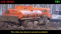 IN NORTH impassable roads, truckers on extreme off road OFF ROAD RUSSIAN 2