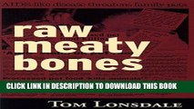 [PDF] Raw Meaty Bones Promote Health Full Colection