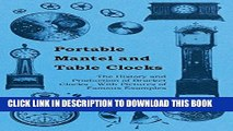 [PDF] Portable Mantel and Table Clocks - The History and Production of Bracket Clocks - With