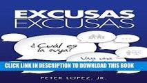[PDF] Excusas, Excusas (Spanish Edition) Full Online