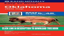 [Read PDF] Rand McNally Folded Map: Oklahoma (Rand McNally State Maps) Download Free
