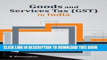 [PDF] Goods and Services Tax (GST) in India Popular Online