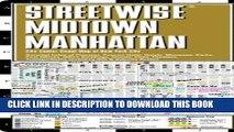 [Read PDF] Streetwise Midtown Manhattan Map - Laminated City Street Map of Midtown Manhattan, New