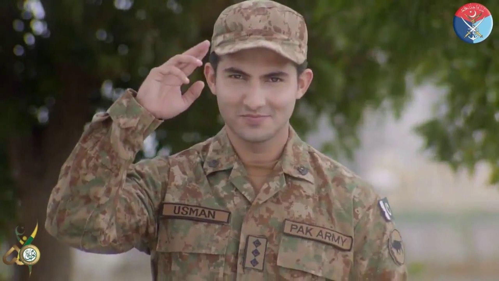 Yaroo Mera Yar Na Raha New National Song Pak Army
