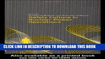 [PDF] Safety Culture in Nuclear Power Operations Popular Collection