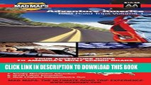 [Read PDF] MAD Maps - Rides of a Lifetime Road Trips Map - Adventure America - AAUS01 Download Free