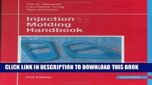 PDF] Injection Molding: Theory and Practice Popular
