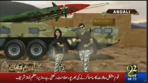 Another Jaw Breaking Reply to India on Defense Day by 92 News - Showing the Strength of Pak Army